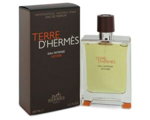 Terre D'hermes Eau Intense Vetiver By Hermes For Men